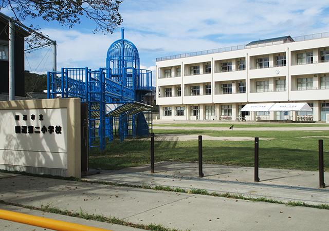 田辺第二小学校校舎新築工事機械設備工事